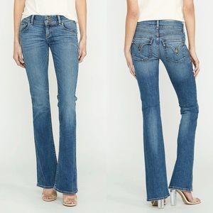 Hudson Signature Mid-Rise Bootcut Jean
